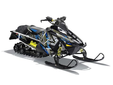 2016 Polaris 800 SWITCHBACK ASSAULT144 Terrain Dominator Series LE ES in Riverhead, New York
