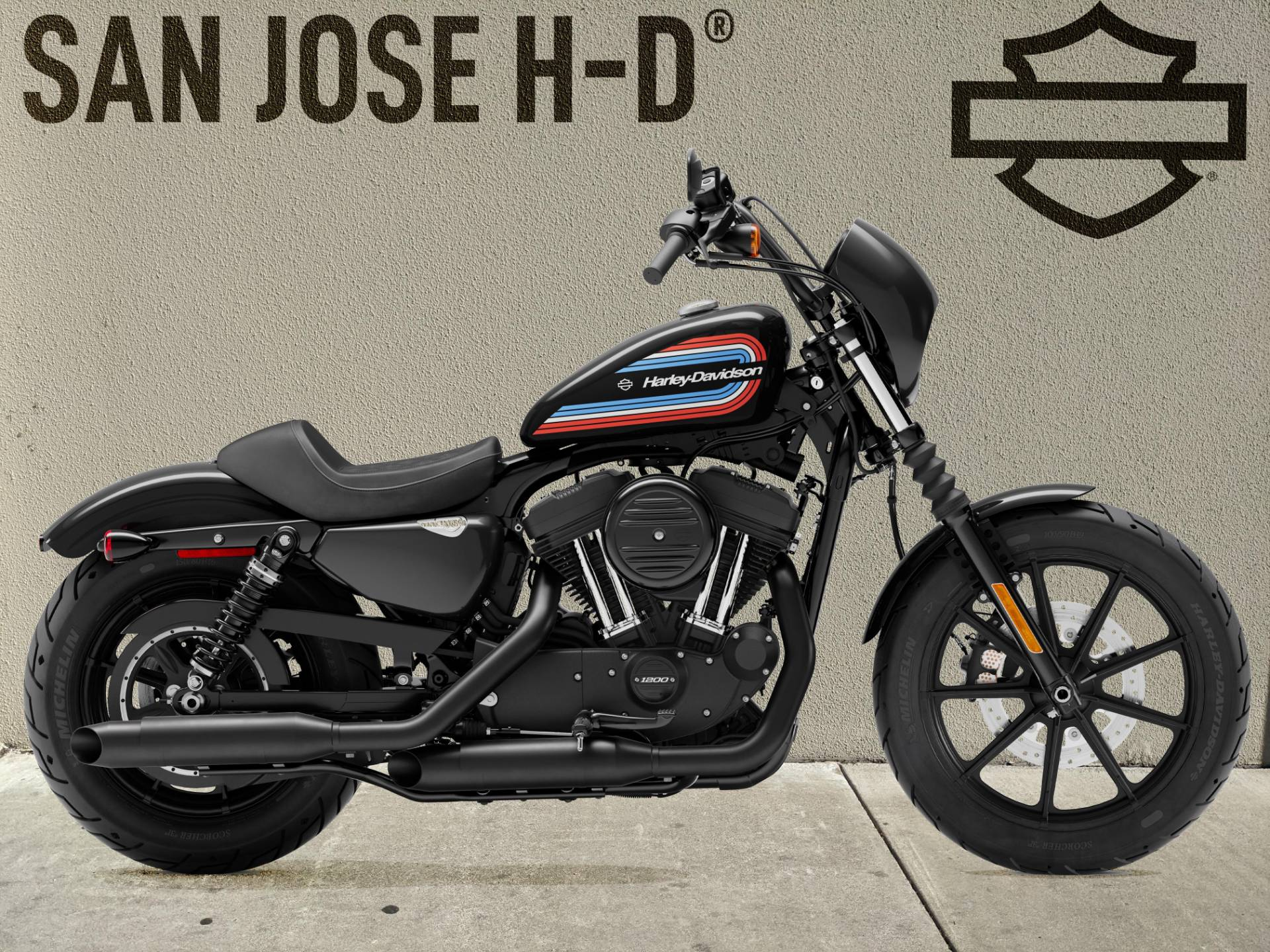 2021 Harley-Davidson Iron 1200™ in San Jose, California - Photo 1