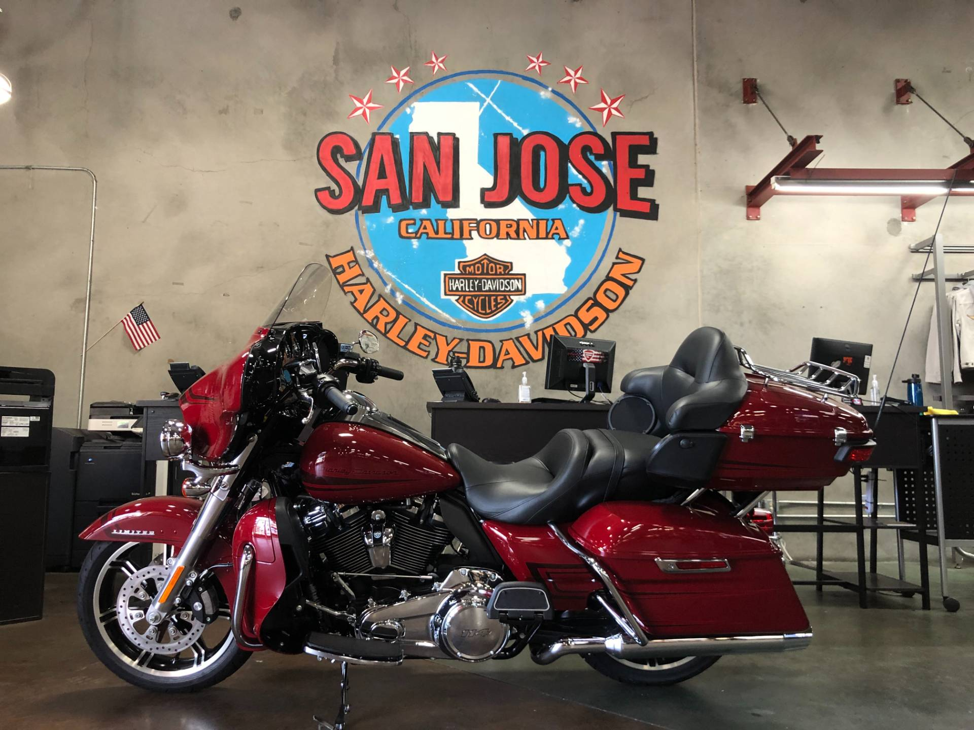 2020 Harley-Davidson Ultra Limited in San Jose, California - Photo 7