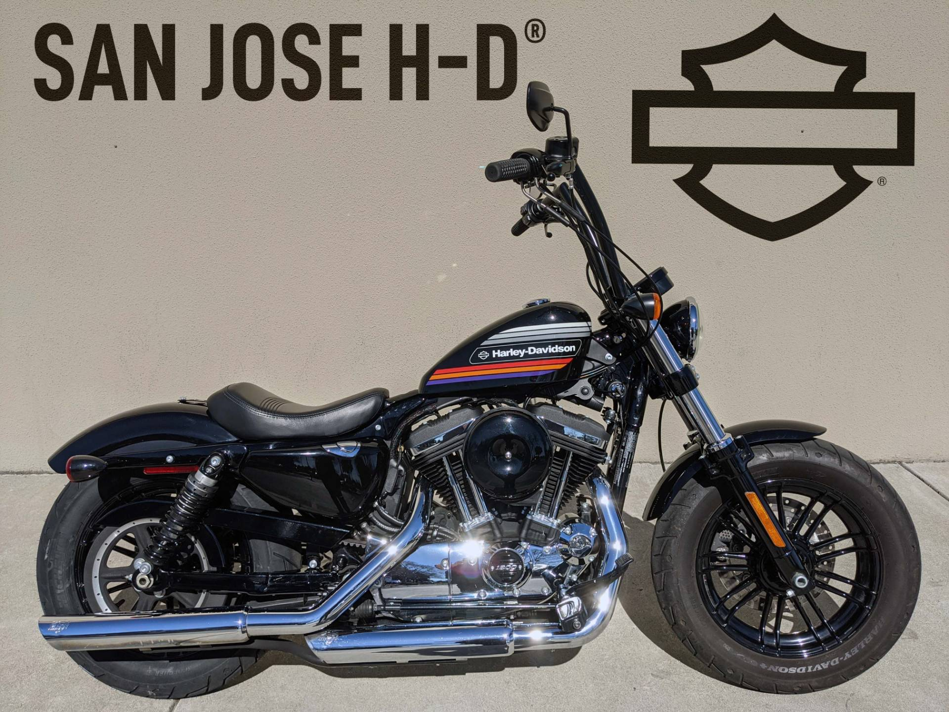 2019 Harley-Davidson Forty-Eight® Special in San Jose, California - Photo 1