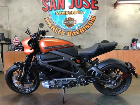 2020 Harley-Davidson Livewire™ in San Jose, California - Photo 6