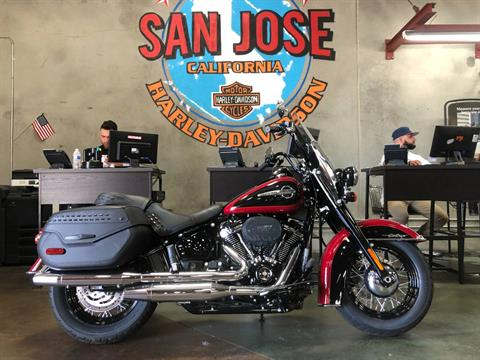 2020 Harley-Davidson Heritage Classic 114 in San Jose, California - Photo 1