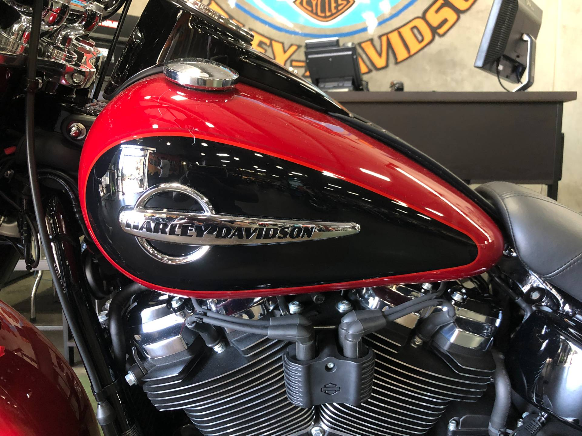 2020 Harley-Davidson Heritage Classic 114 in San Jose, California - Photo 8
