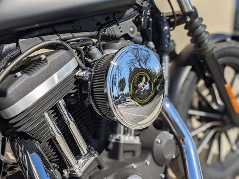 2014 Harley-Davidson Sportster® Iron 883™ in San Jose, California - Photo 5