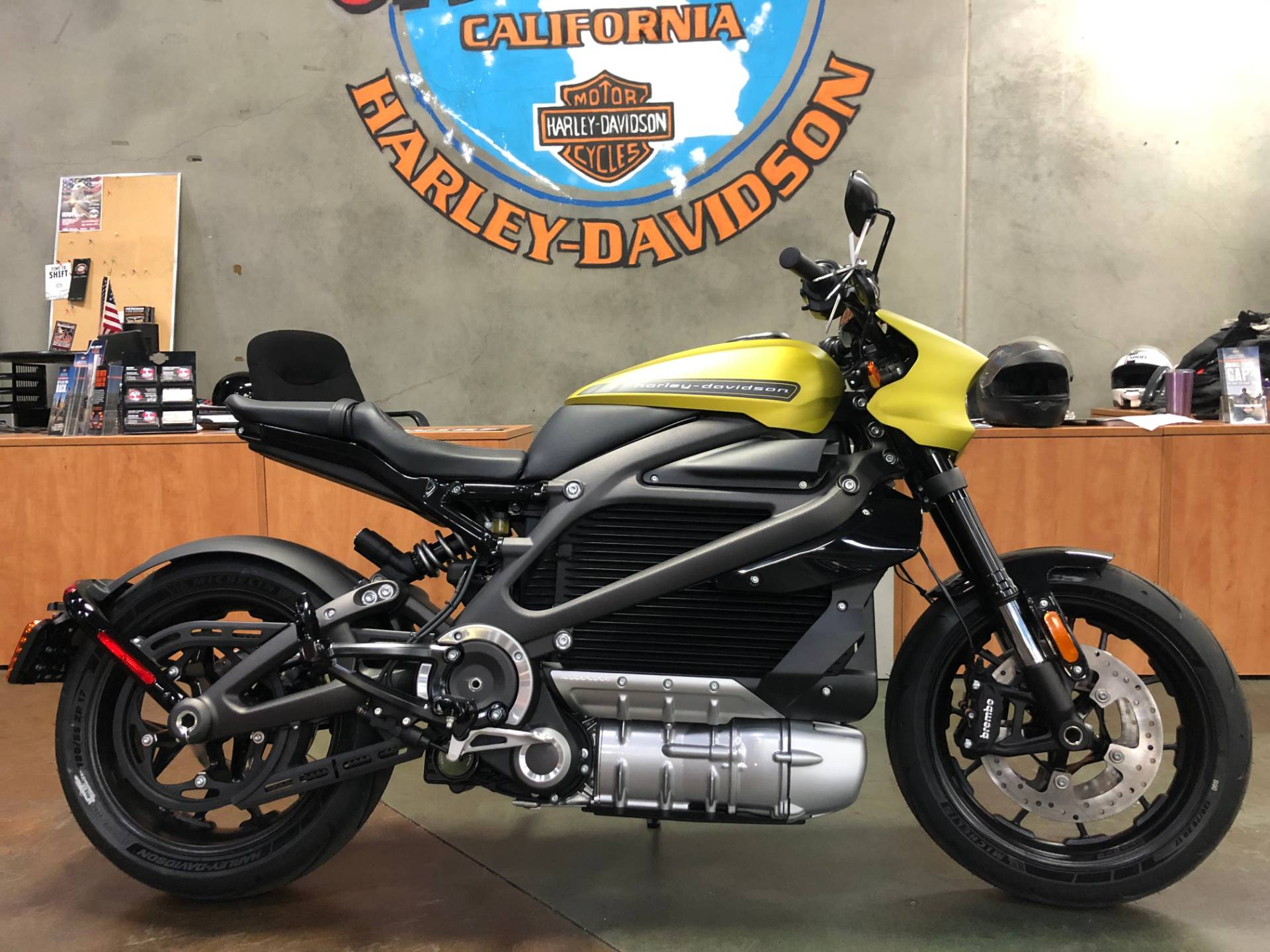 2020 Harley-Davidson Livewire™ in San Jose, California - Photo 1