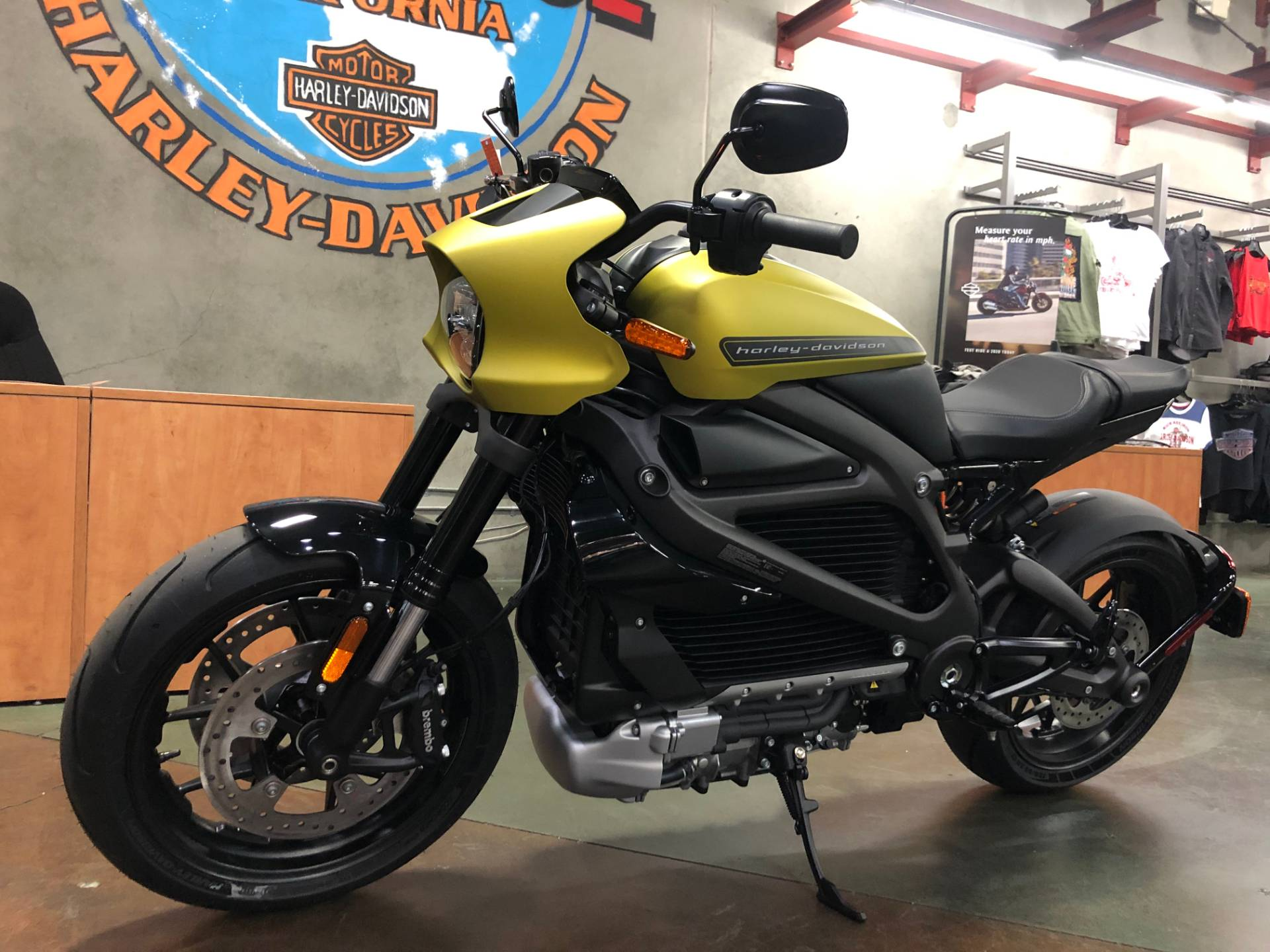 2020 Harley-Davidson Livewire™ in San Jose, California - Photo 10