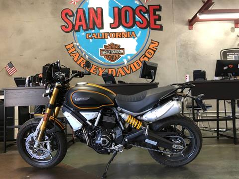 2018 Ducati Scrambler 1100 Sport in San Jose, California - Photo 7