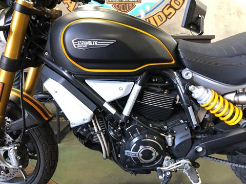 2018 Ducati Scrambler 1100 Sport in San Jose, California - Photo 9