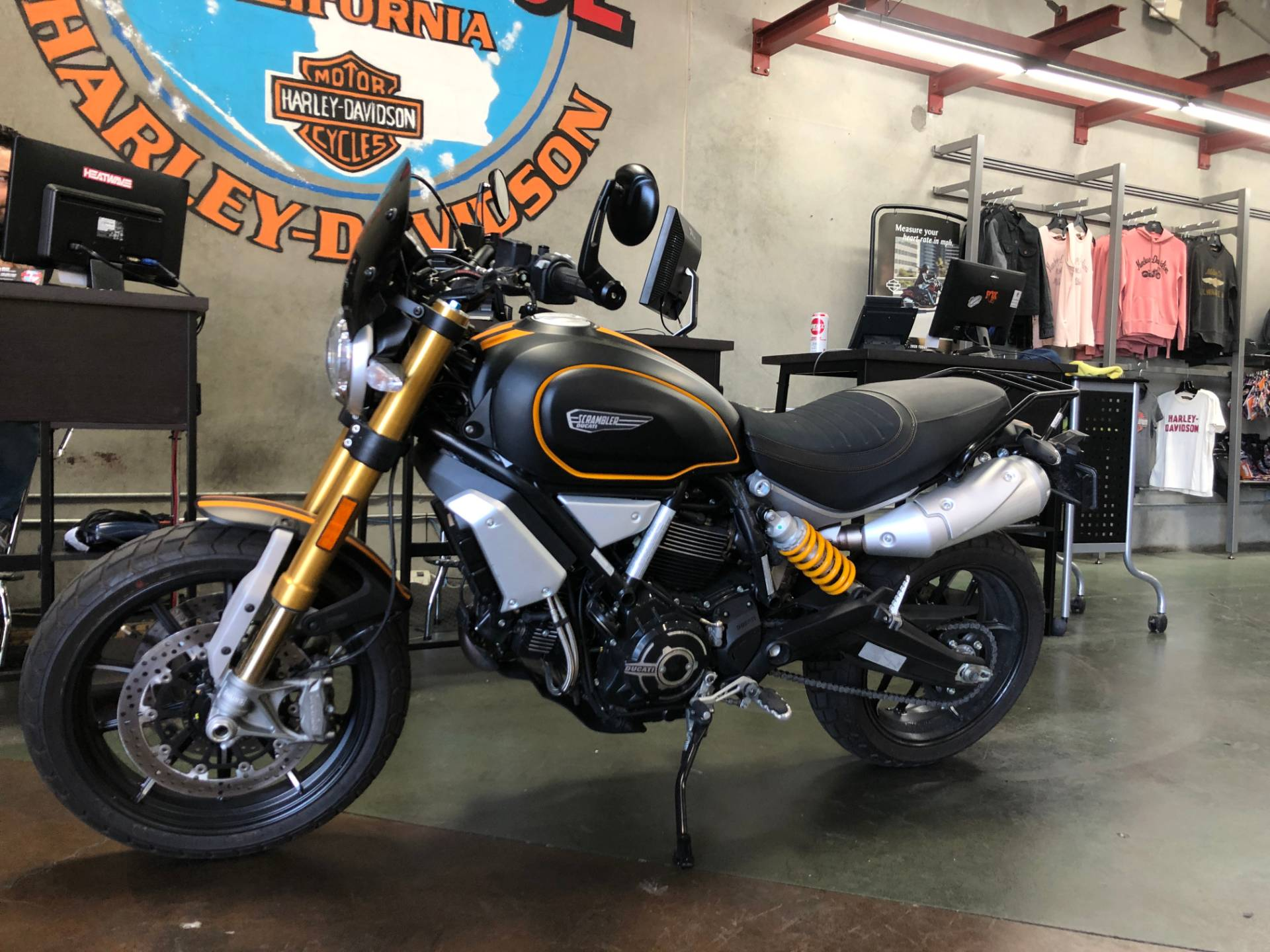 2018 Ducati Scrambler 1100 Sport in San Jose, California - Photo 10