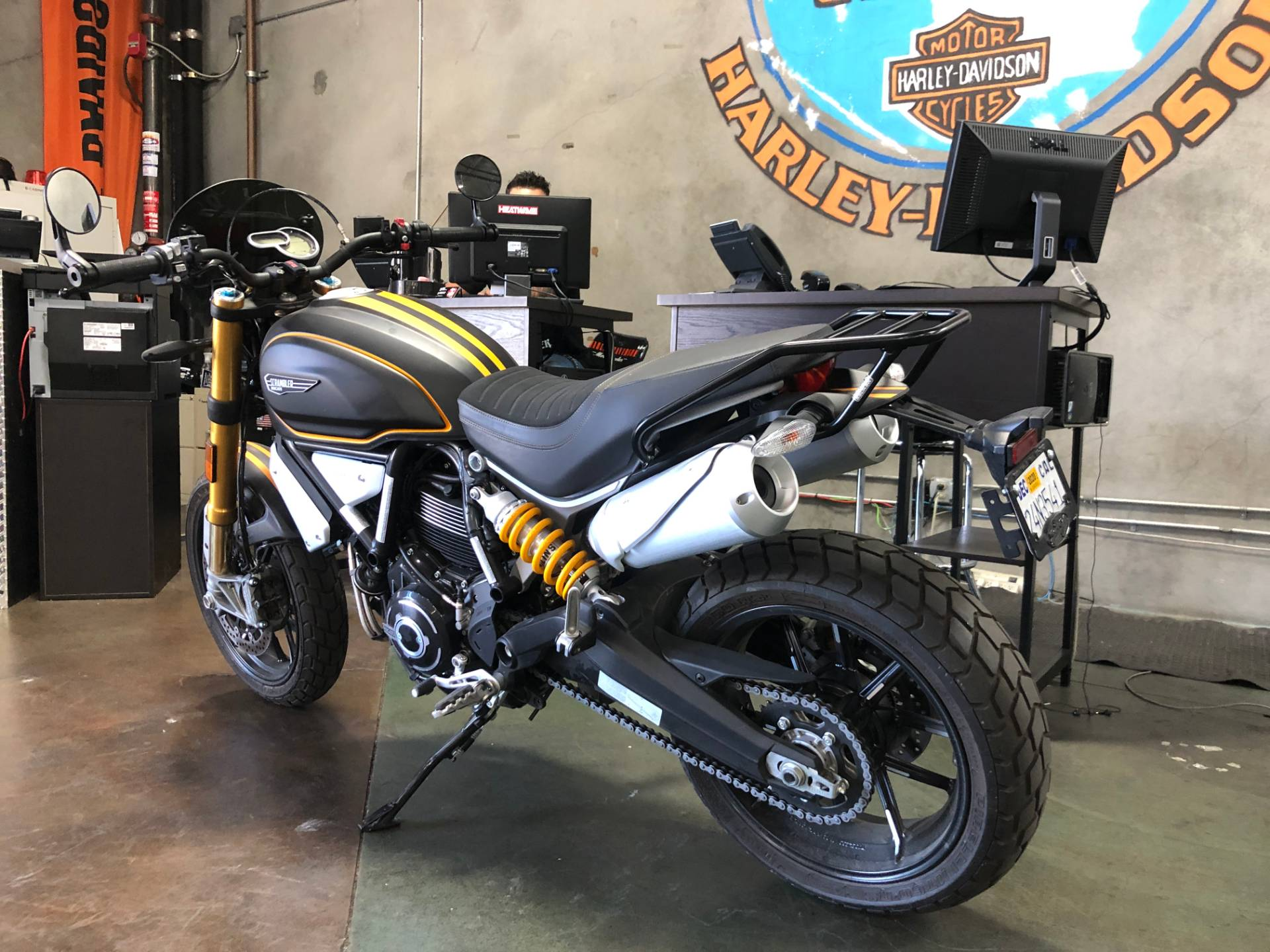 2018 Ducati Scrambler 1100 Sport in San Jose, California - Photo 11