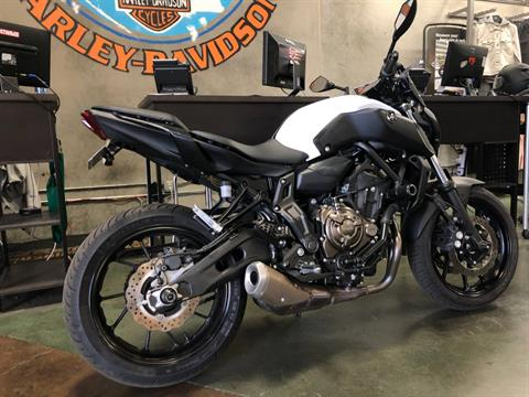 2018 Yamaha MT-07 in San Jose, California - Photo 5
