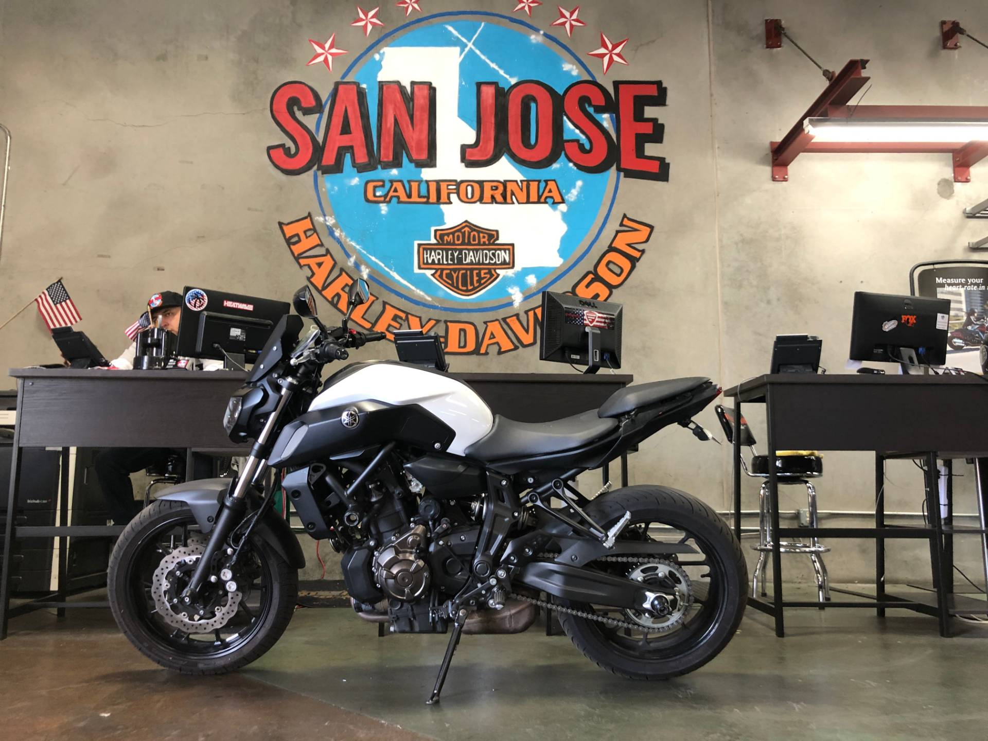 2018 Yamaha MT-07 in San Jose, California - Photo 7