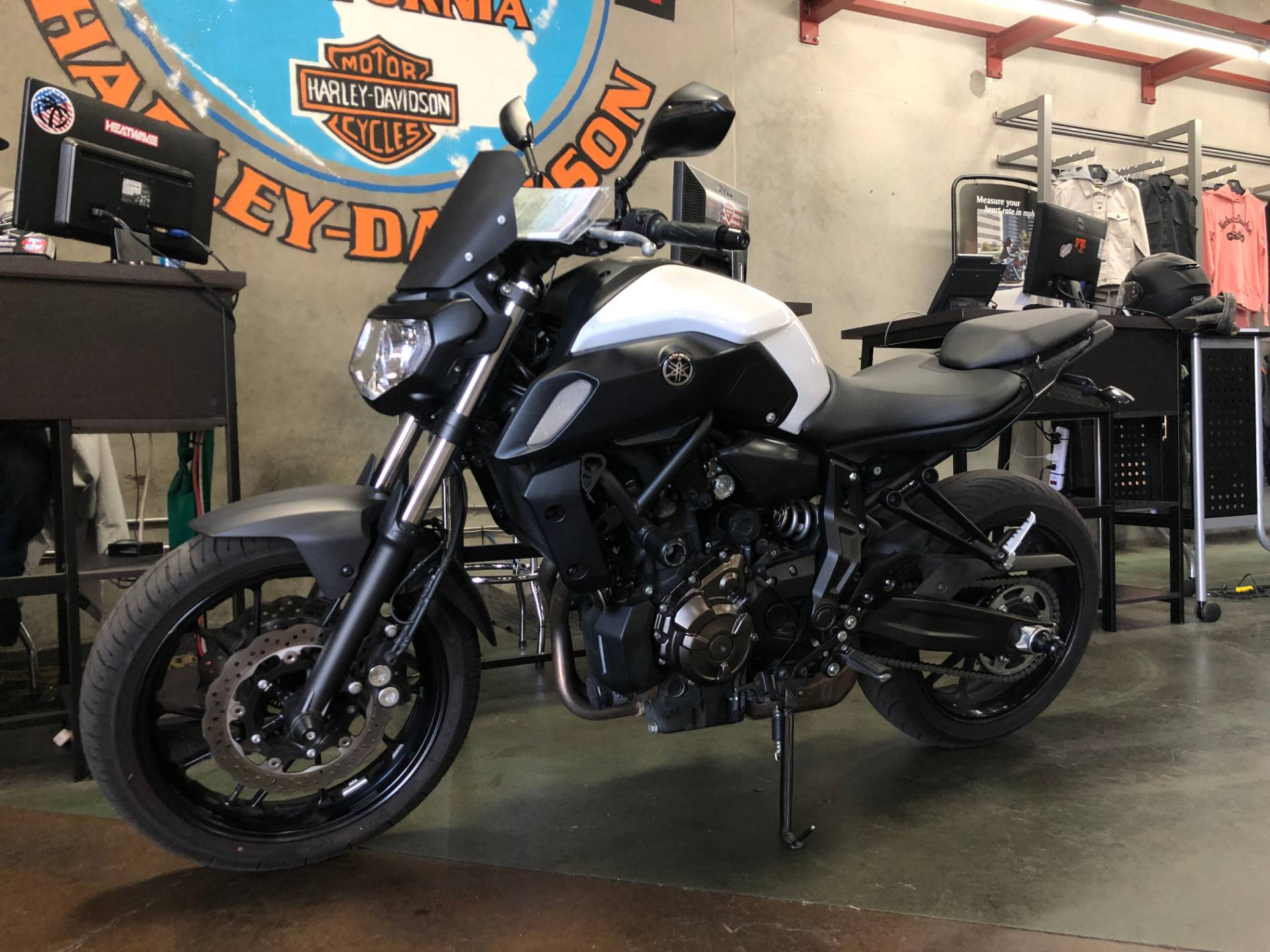 2018 Yamaha MT-07 in San Jose, California - Photo 10