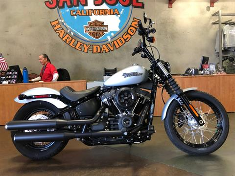 2020 Harley-Davidson Street Bob® in San Jose, California - Photo 1