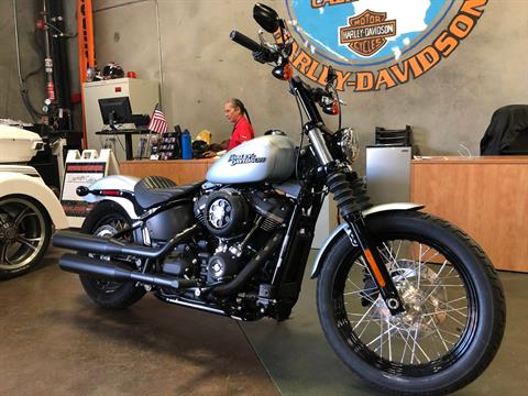 2020 Harley-Davidson Street Bob® in San Jose, California - Photo 4
