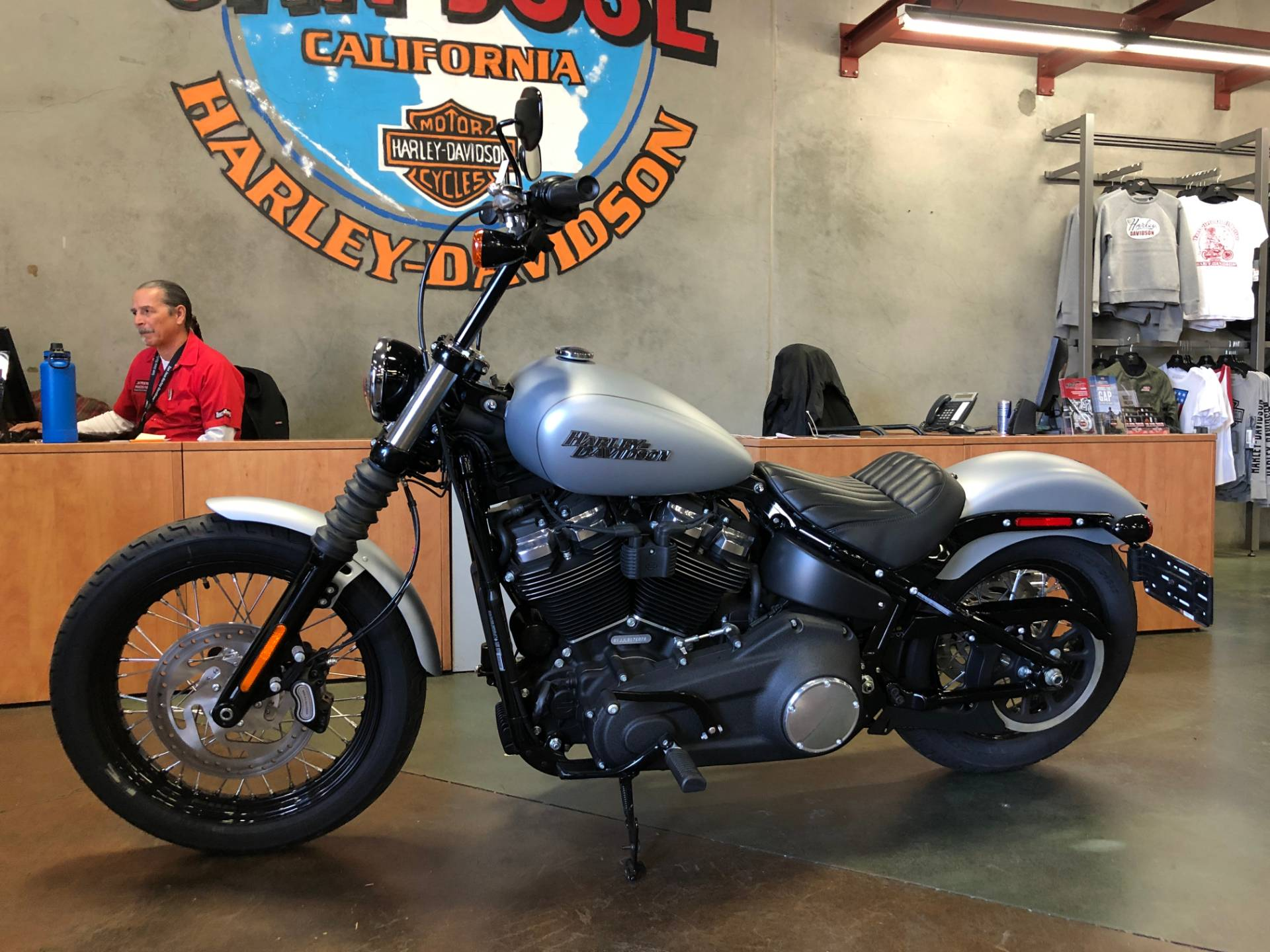 2020 Harley-Davidson Street Bob® in San Jose, California - Photo 10