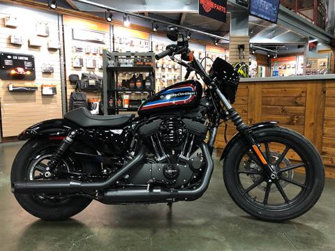 2020 Harley-Davidson Iron 1200™ in San Jose, California - Photo 1