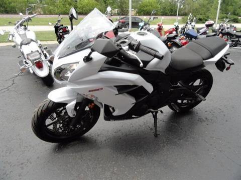 2013 Kawasaki Ninja® 650 ABS in Arlington Heights, Illinois