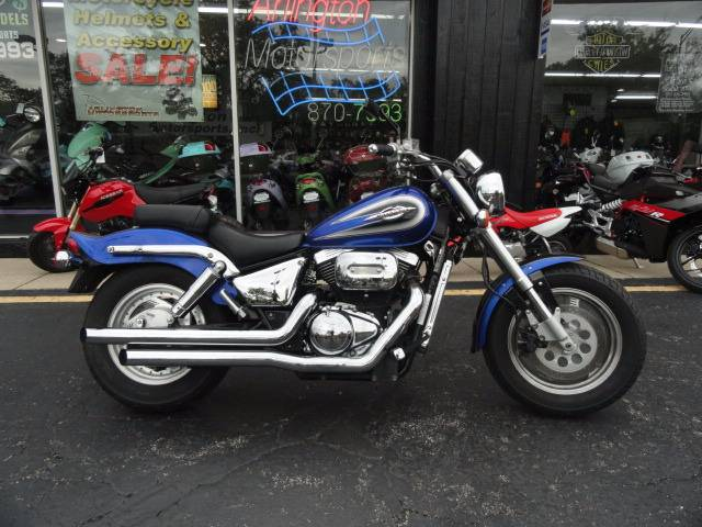 2000 Suzuki Maurader 800 in Arlington Heights, Illinois