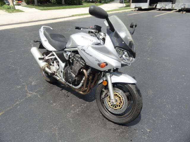 2001 Suzuki Bandit 1200 in Arlington Heights, Illinois