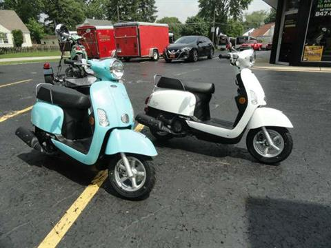 2016 Genuine Scooters Buddy Kick in Arlington Heights, Illinois