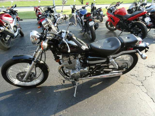 2007 Honda Rebel® in Arlington Heights, Illinois