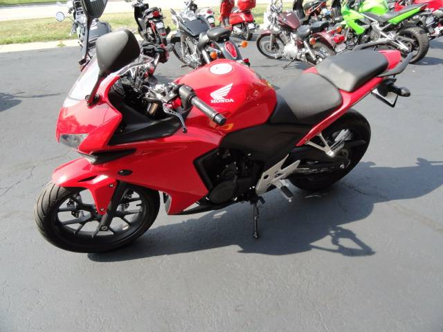2013 Honda CBR®500R in Arlington Heights, Illinois
