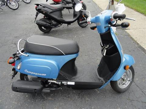 2016 Kymco Compagno 110i in Arlington Heights, Illinois