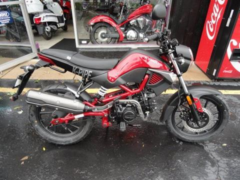 new 2016 kymco k-pipe 125 motorcycles in arlington heights, il