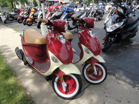 2017 Genuine Scooters Buddy 50 (Little Internationals) in Arlington Heights, Illinois