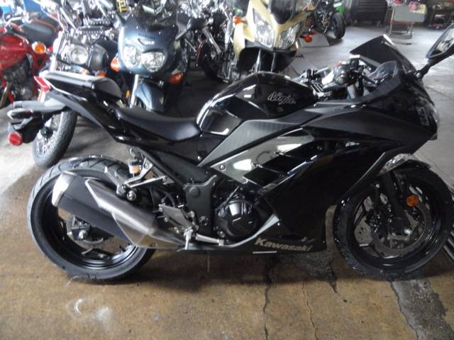 2014 Kawasaki Ninja® 300 ABS in Arlington Heights, Illinois