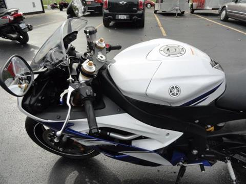 2014 Yamaha YZF-R6 in Arlington Heights, Illinois
