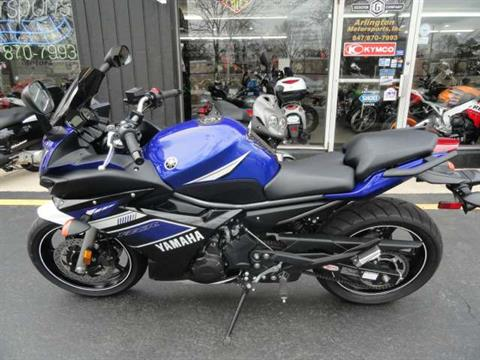2013 Yamaha FZ6R in Arlington Heights, Illinois