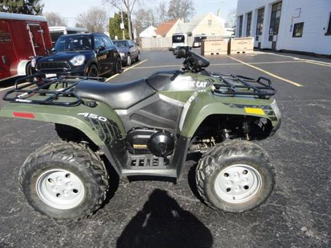 2012 Arctic Cat 450i in Arlington Heights, Illinois