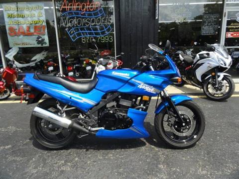 2009 Kawasaki Ninja® 500R in Arlington Heights, Illinois