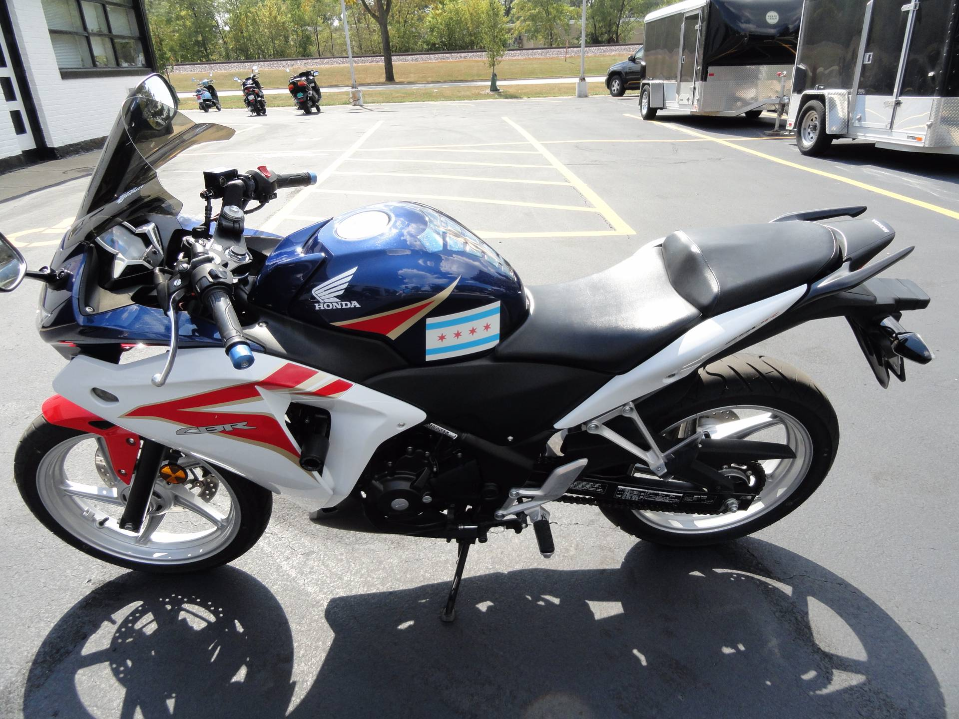 2012 Honda CBR®250R in Arlington Heights, Illinois