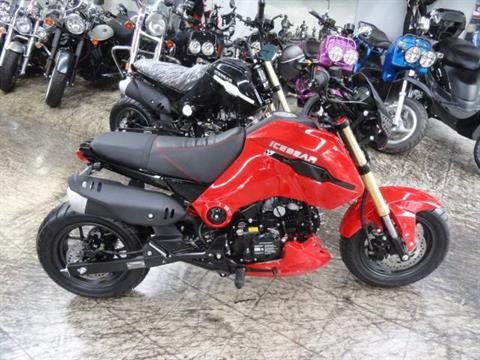 2017 Other Grom 125 Ice Bear Fuerza in Arlington Heights, Illinois