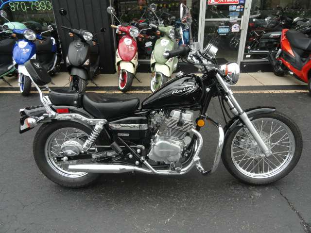 2009 Honda CMX250C Rebel in Arlington Heights, Illinois