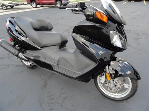 2004 Suzuki Burgman™ 650 (AN650) in Arlington Heights, Illinois