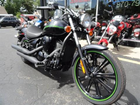 2013 Kawasaki Vulcan® 900 Custom in Arlington Heights, Illinois