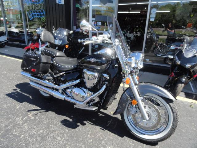 2009 Suzuki Boulevard C50T in Arlington Heights, Illinois