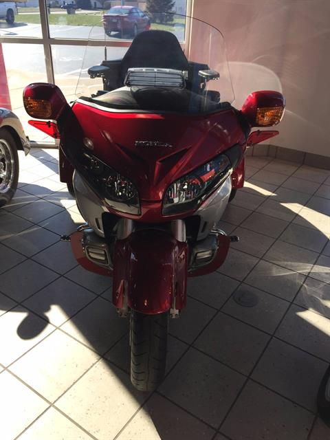 2012 Honda Gold Wing® Audio Comfort in Troy, Ohio