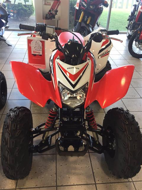 2017 Honda TRX250X Special Edition in Troy, Ohio