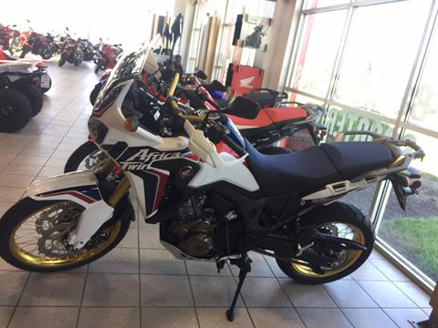 2017 Honda Africa Twin in Troy, Ohio