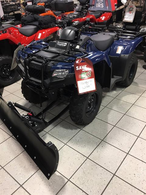2016 Honda FourTrax Rancher 4x4 Automatic DCT Power Steering in Troy, Ohio