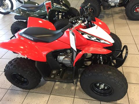 2017 Honda TRX90X in Troy, Ohio