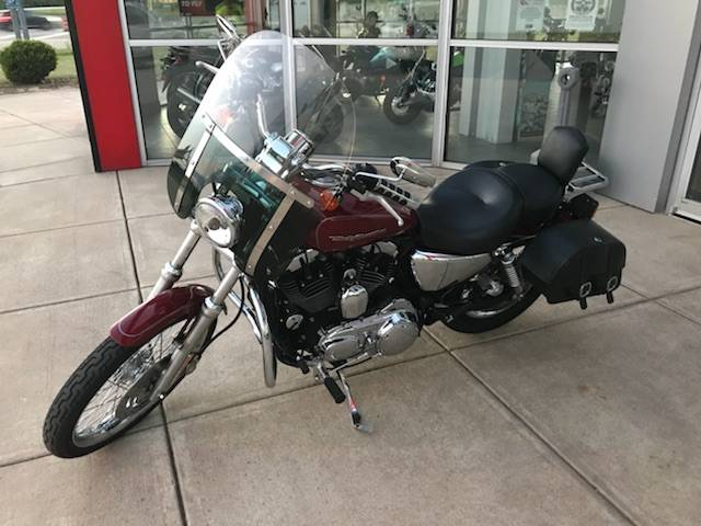 2007 Harley-Davidson Sportster® 1200 Custom in Troy, Ohio