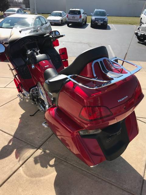 2014 Honda Gold Wing® Airbag in Troy, Ohio