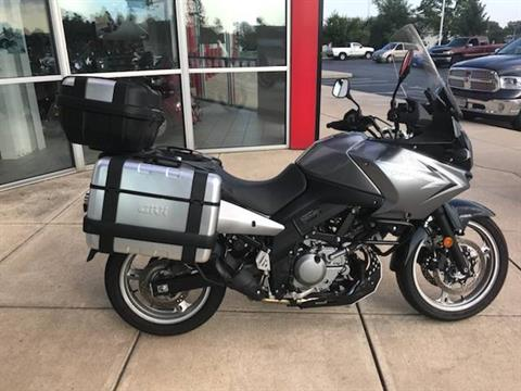 2009 Suzuki V-Strom 650 ABS in Troy, Ohio