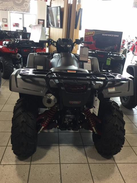 2017 Honda FourTrax Foreman Rubicon 4x4 DCT EPS Deluxe in Troy, Ohio